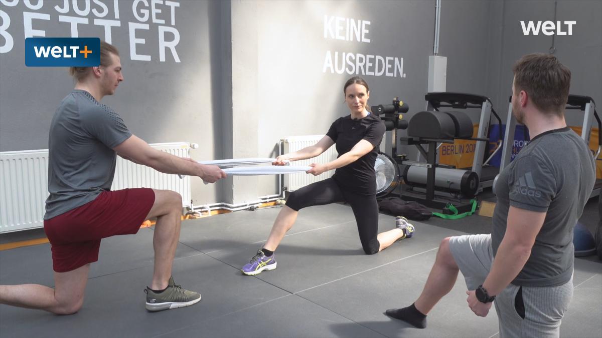 Corona Fitnessstudio öffnen