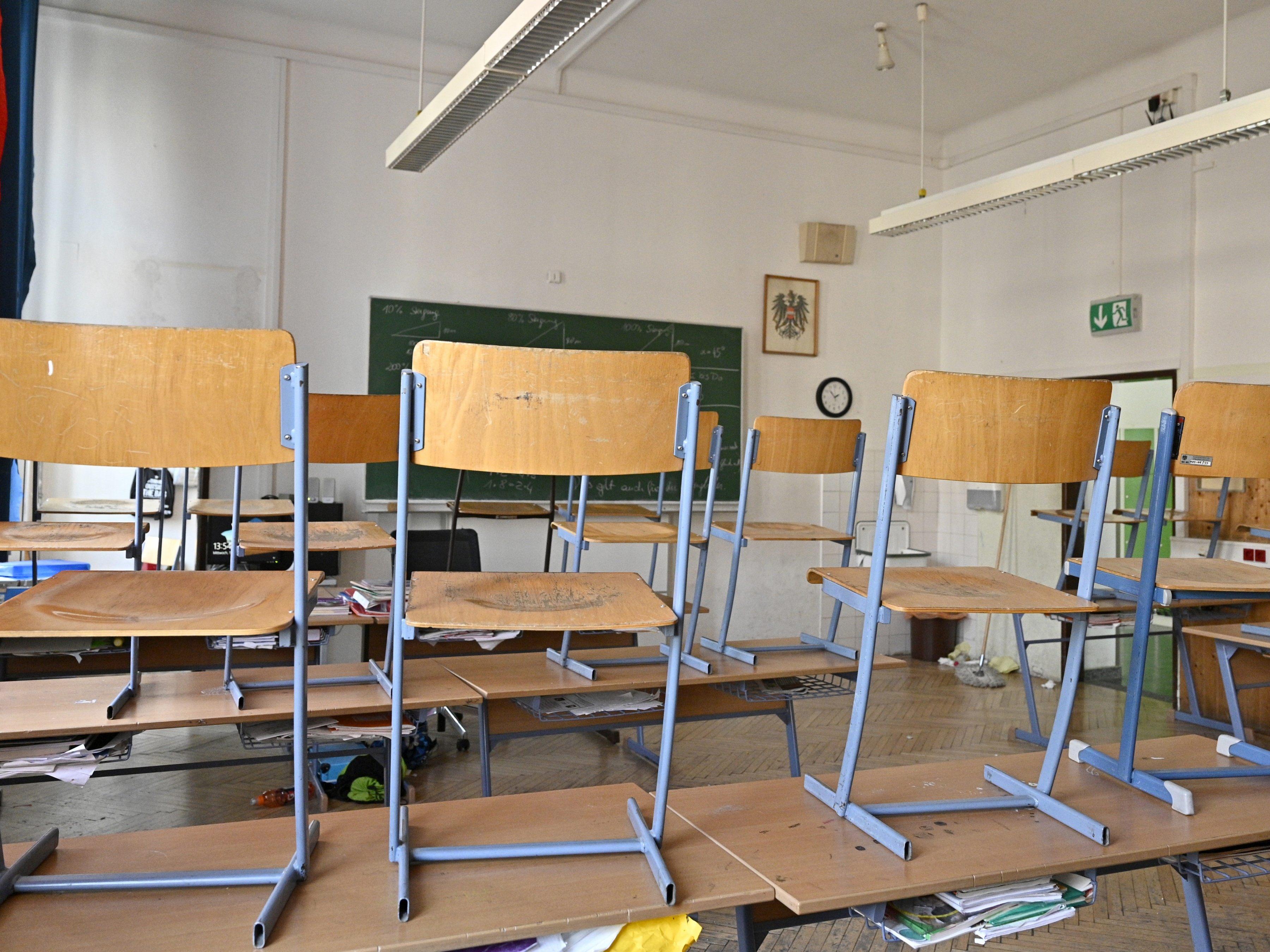 Corona österreich Schulen