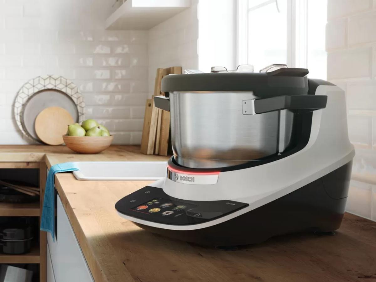 Bosch Küchenmaschine Thermomix 2021